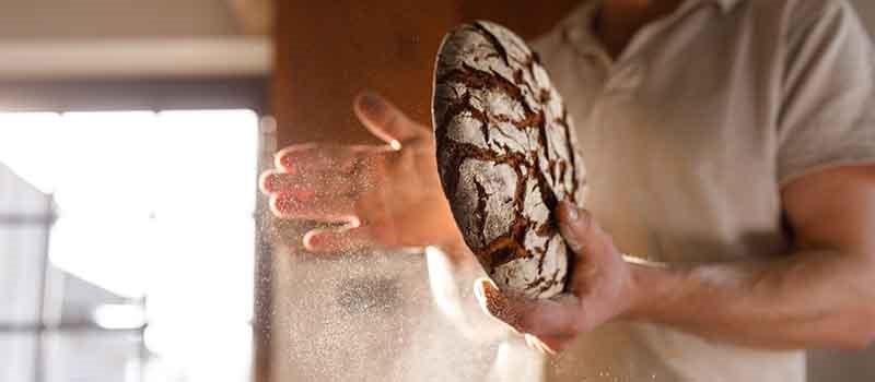 pane per bruschette